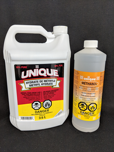 Picture of Unique, methyl alcohol