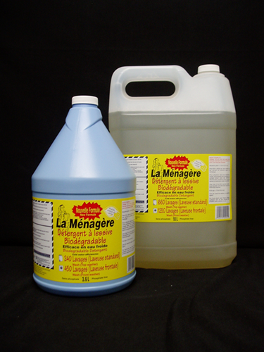 Picture of La Ménagère, liquid laundry detergent