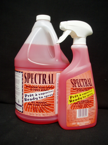 Picture of Spectral, all purpose and glass cleaner