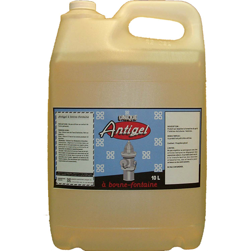 Picture of Fire-hydrant antifreeze