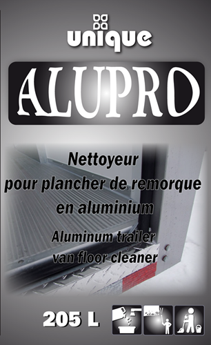 Picture of Alupro, cleaner for trailers's aluminum floor