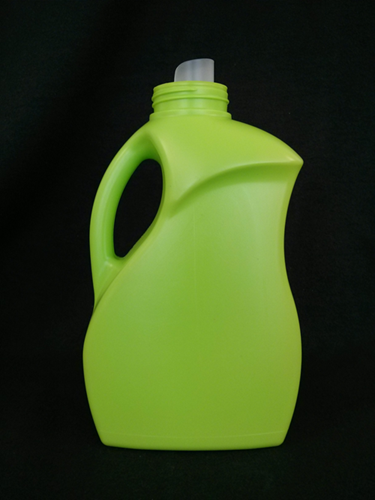 Picture of Bottle 1.5 l detergent green
