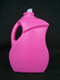 Picture of Bottle 3 l detergent pink