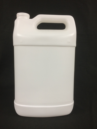 Picture of Bottle 4 l oval white