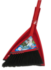 Picture of Angled broom with dustpan