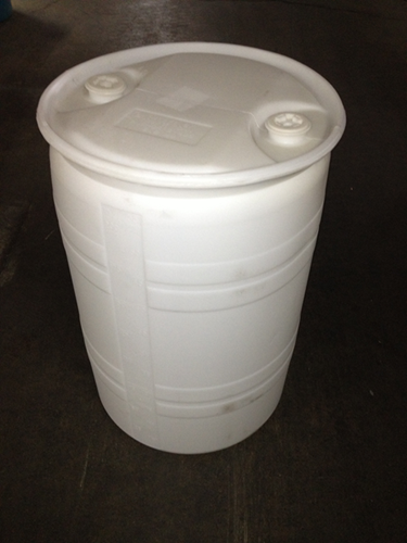 Picture of Plastic barrel 205 l new