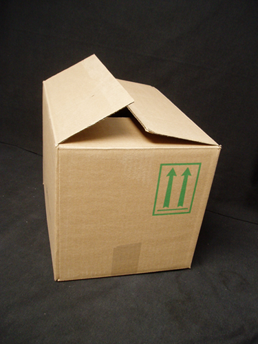 Picture of Cardboard box 12X1 l 26C (32.5x24.4x24.4')