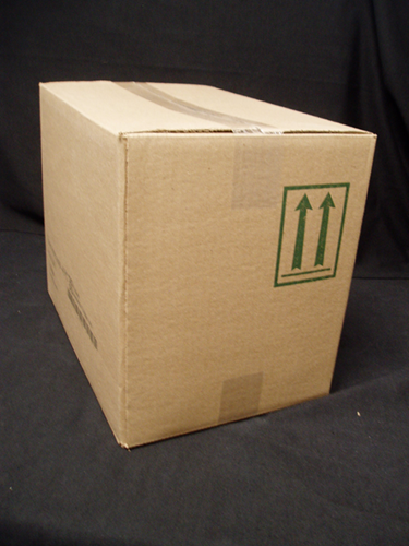 Picture of Cardboard box 4x3.68 l 32C (35.6x24.1x29.2)