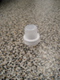 Picture of Bottle top 51 mm clear with spout