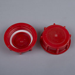 Picture of Bottle top 60 mm red