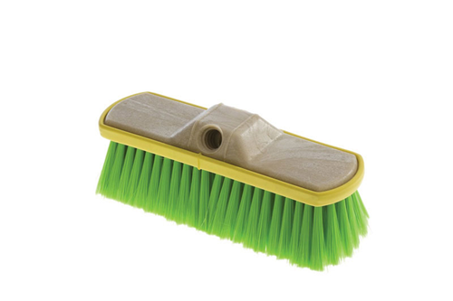 Picture of Brush for Cars Green Poly Fiber 10 po