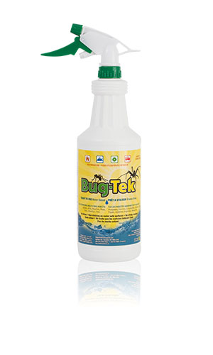 Picture of BugTek, ecological insecticide