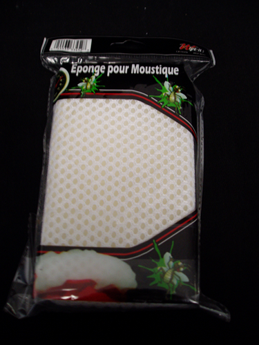 Picture of Nylon jumbo sponge for insects 6x4x2