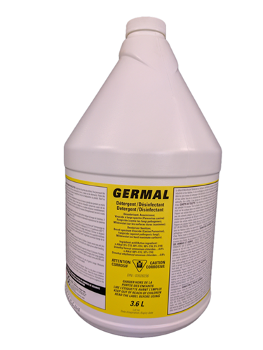 Picture of Germal, degreaser disinfectant