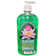 Picture of CF, morning dew foaming gel body and hands