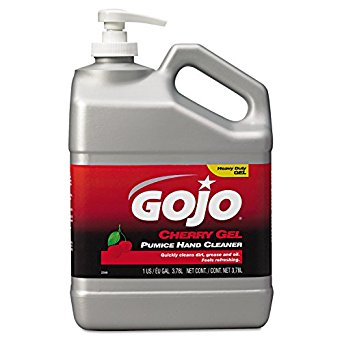 Picture of Gojo2358, Cherry Gel pumice hand cleaner