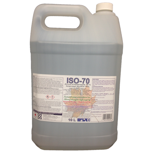 Picture of Iso-70, isopropyl alcohol 70%