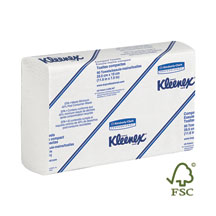 Picture of 04442, hand paper Kleenex multiple ply white 06904
