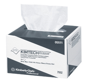 Picture of 05511, Kimper wiper Science white 4.5x8.4''