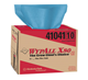 Picture of 41041, Wypall wiper X80 blue 12.5x16.8'' box