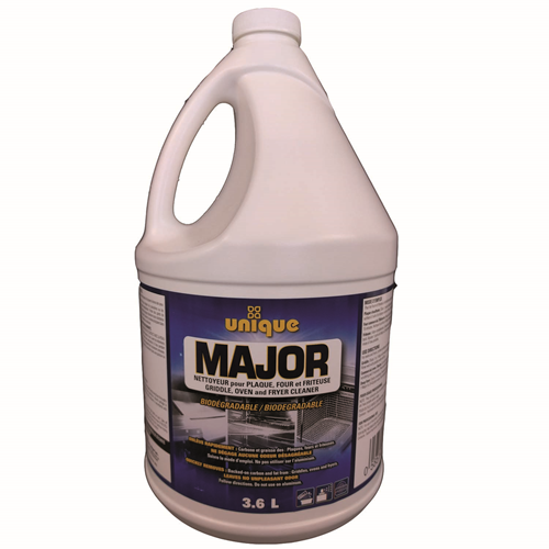 Picture of Major, griddle, oven and fryer cleaner