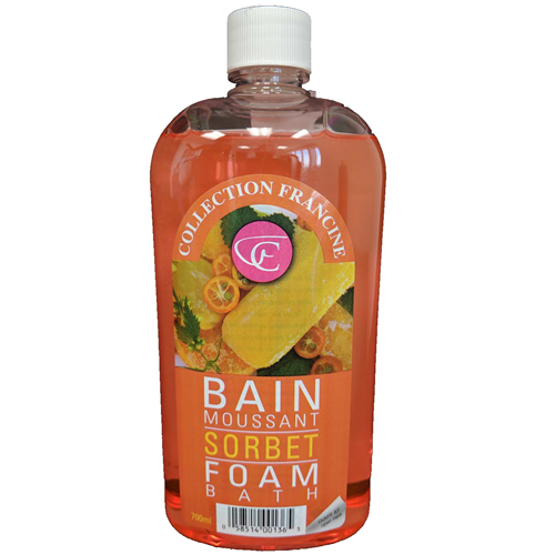 Photo de Bain moussant sorbet