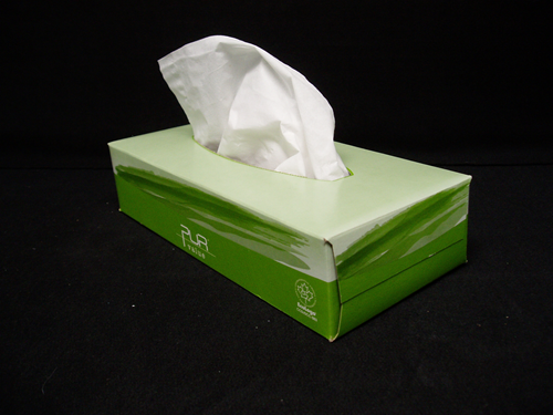 Picture of Facial tissue 2 ply
