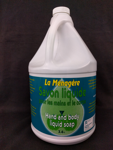 Picture of La Ménagère, hand and body liquid soap