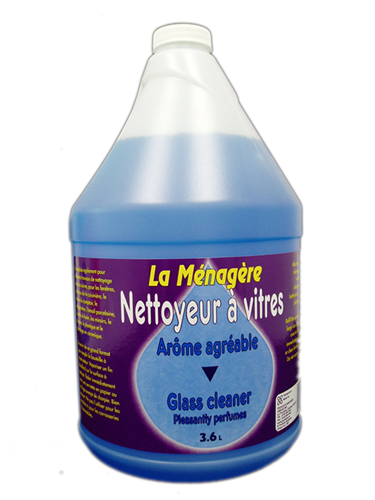 Picture of La Ménagère, window cleaner