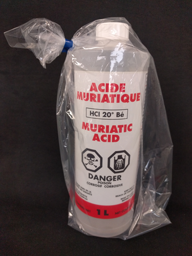 Photo de Acide muriatique