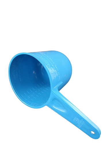 Picture of Pool, blue measuring cup