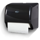Picture of S9743, 8 inch white hand pap disp Easy-Flow black