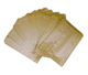 Picture of Brown wax paper  bag for sanitary garbage
