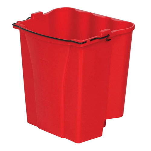 Picture of Dirty Water Bucket Red 8.75 Gal