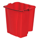 Photo de Dirty Water Bucket Red 8.75 Gal