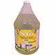Picutre of Solo, concentrated lemon scent dishwashing liquid