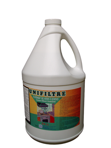 Picture of Unifiltre, grease filters treatment
