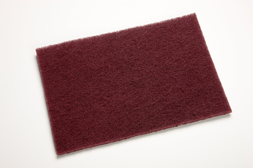 Picture of 3m7447,  all purpose  brown scouring pad