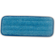 Picture of Microfiber  mop refill blue